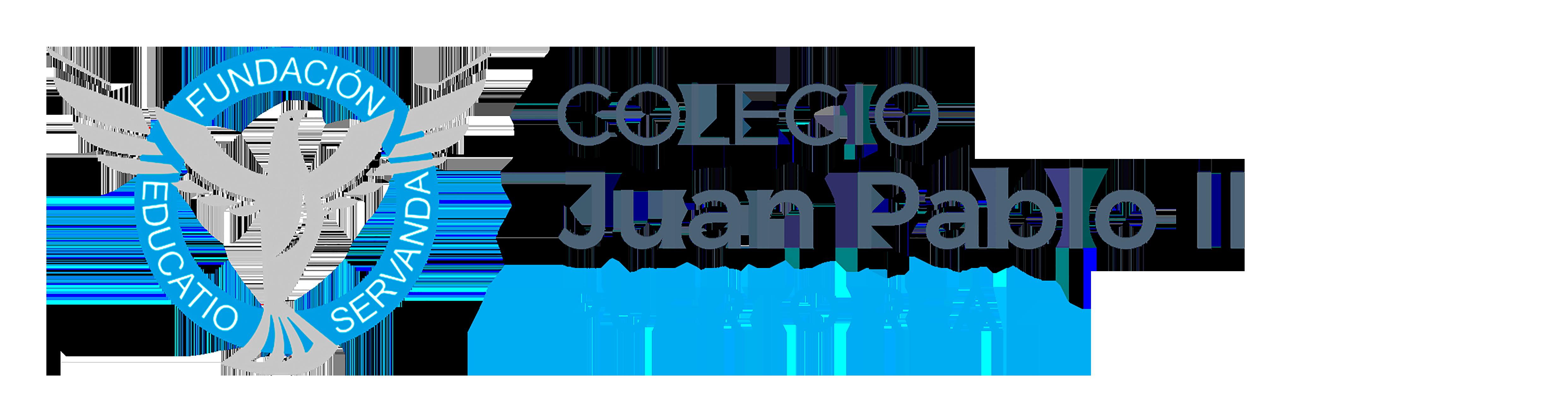 Colegio Juan Pablo II – Puerto Real Logo